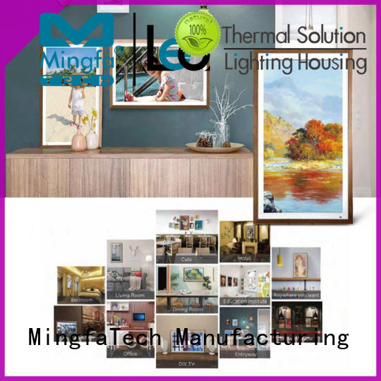 Mingfa Tech commercial lcd display series for indoor