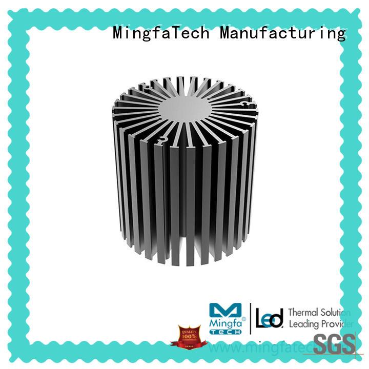 Mingfa Tech simpoled1355013580 big heatsink customize for warehouse
