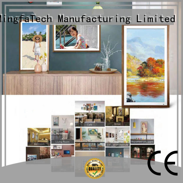 Mingfa Tech commercial lcd display from China for indoor