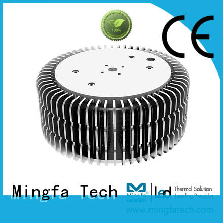 architectural led bulb heat sink anodized supplier for indoor