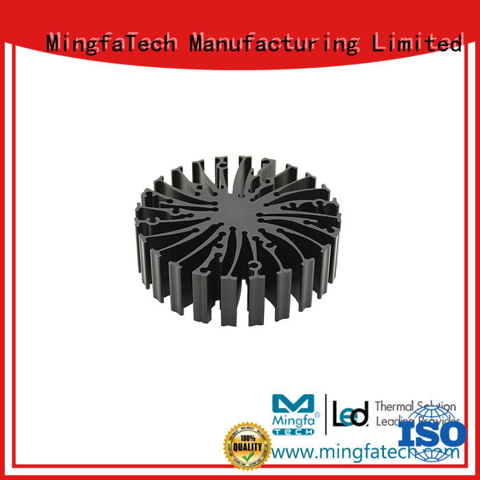 extruded heat sink led for station Mingfa Tech