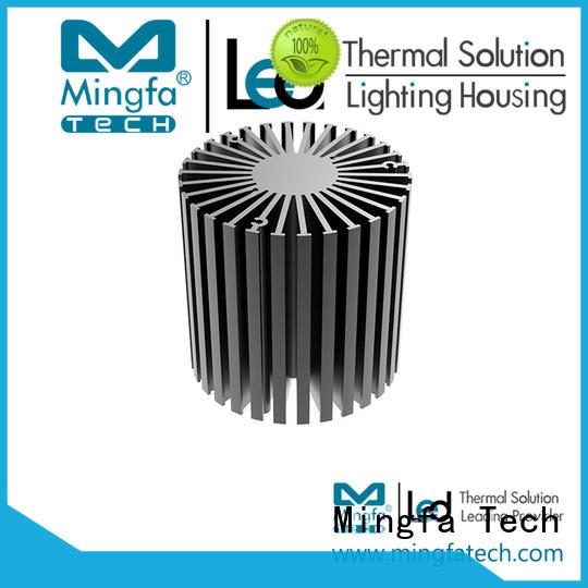 thermal solution big heatsink cooling design for bedroom