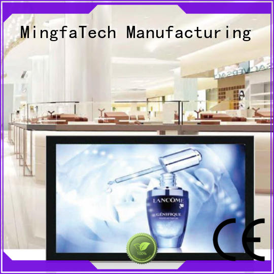 Mingfa Tech approved lcd digital signage factory price for indoor