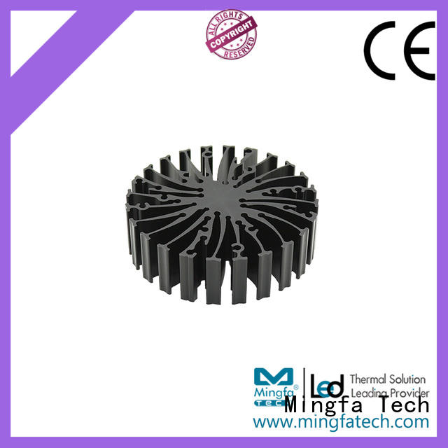 Mingfa Tech DIY water cooled heat sink design for indoor