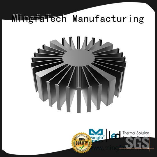 spinning big heatsink customize for cabinet