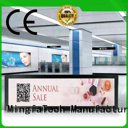 Mingfa Tech efficient lcd signage supplier for indoor
