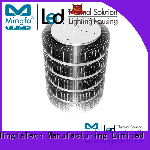 Mingfa Tech hibayled330315 smd heatsink supplier for airport