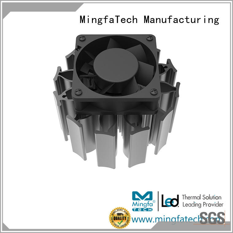 Mingfa Tech heatsink active heat sink manufacturer for roadway