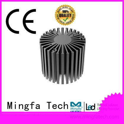Mingfa Tech extrusion heat sink enclosure design for office