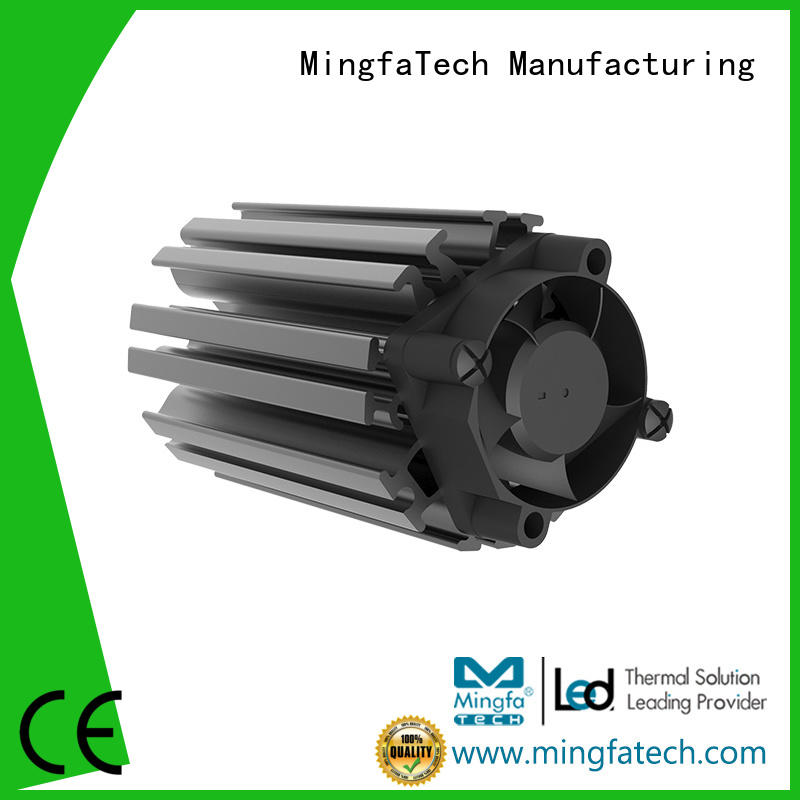 Mingfa Tech area micro channel heat sink manufacturer for horticulture