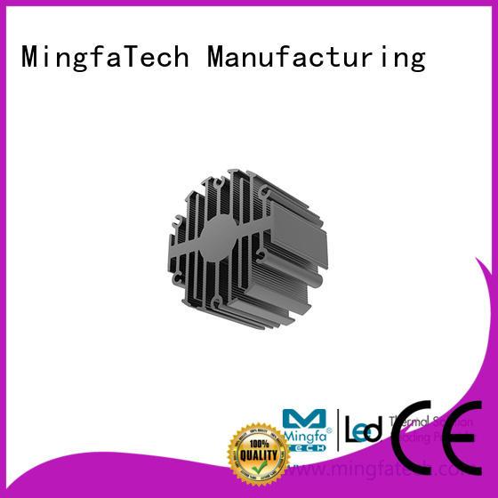 Mingfa Tech star led cooling module supplier for landscape