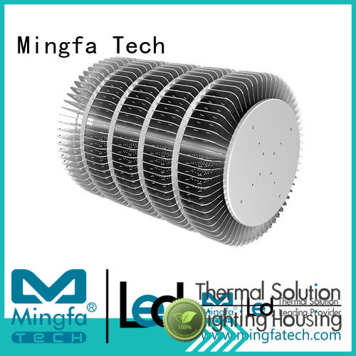 Mingfa Tech large high bay heat sink supplier for indoor