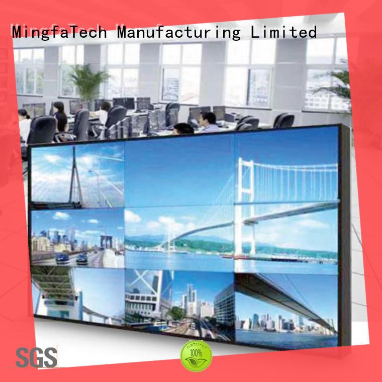 Mingfa Tech videowall customized for airport