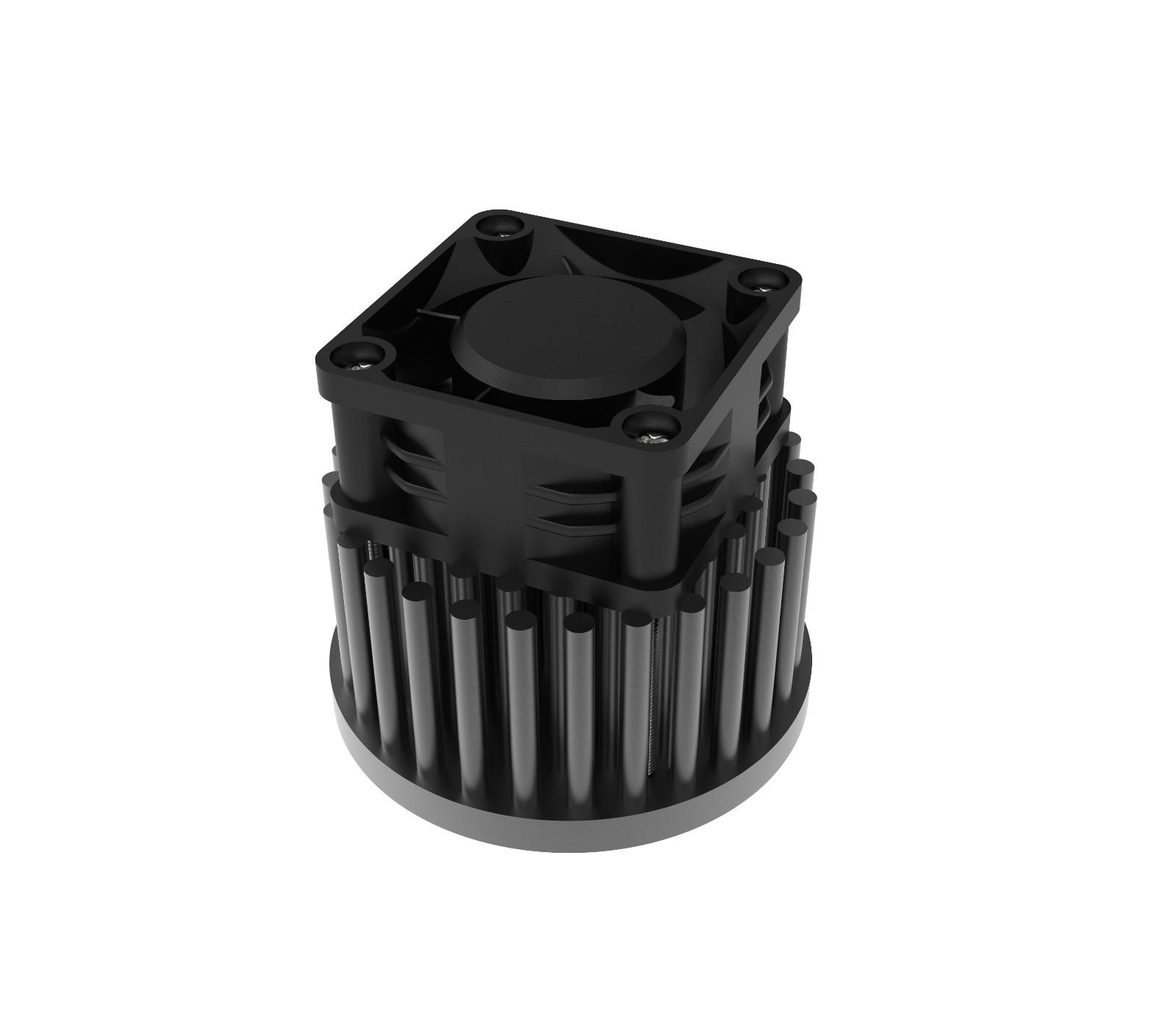Mingfa Tech-Led Strip Heat Sink Manufacture | Actiled-g5850 Active Heat Sink-1