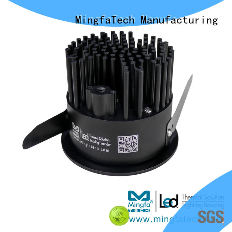 Mingfa Tech certificated led Lighting Housing wholesale for outdoor