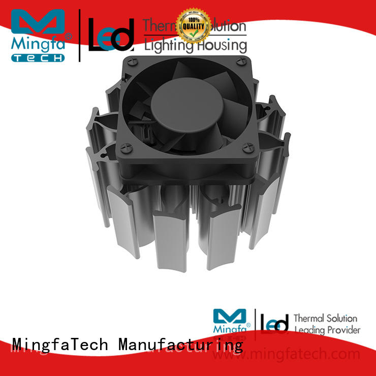 Mingfa Tech large active heat sink design for horticulture