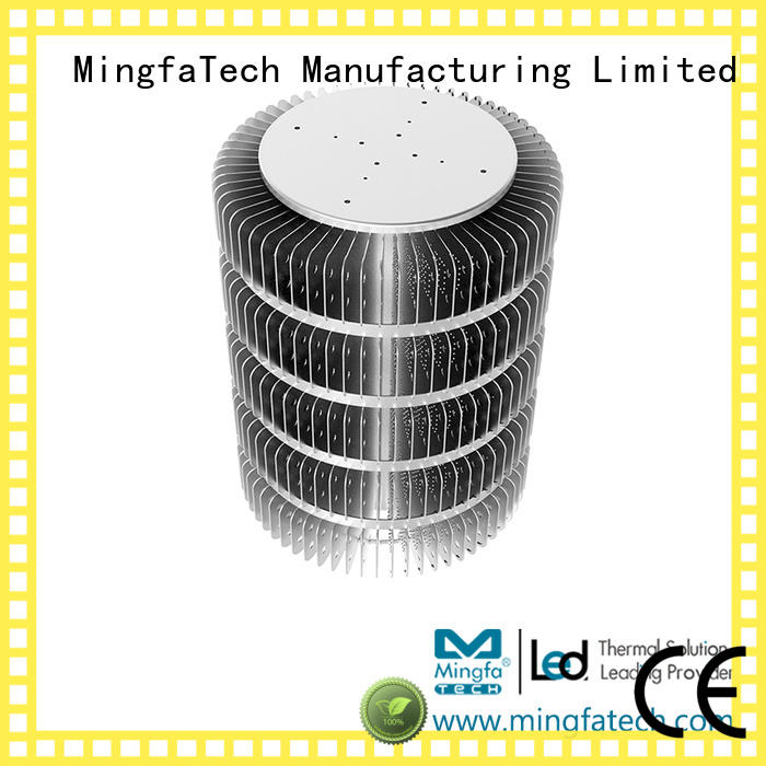 Mingfa Tech al1070 what does a heat sink do design for station