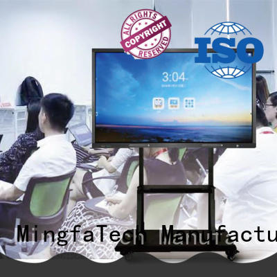 Mingfa Tech cctv monitor customized for library