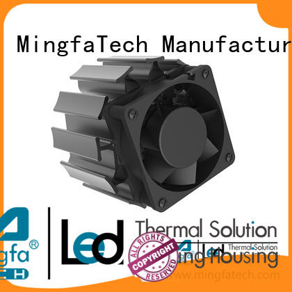 Mingfa Tech heat led strip heat sink manufacturer for mall