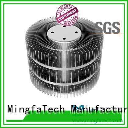 Mingfa Tech large smd heatsink design for hotel