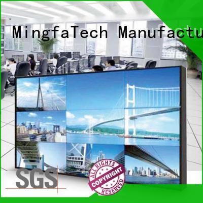 Mingfa Tech videowall customized for hotel