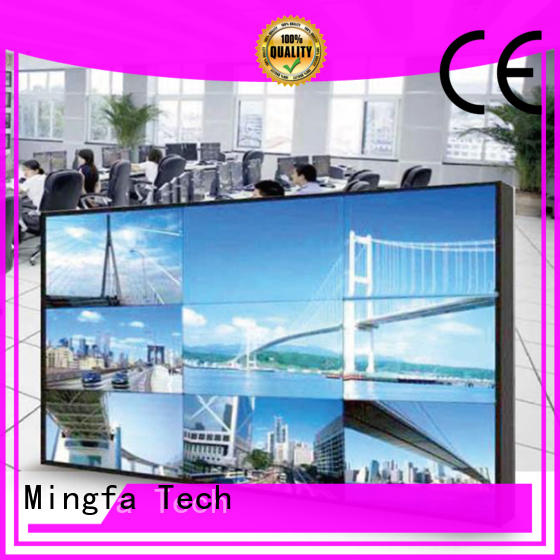 reliable videowall manufacturer for hotel