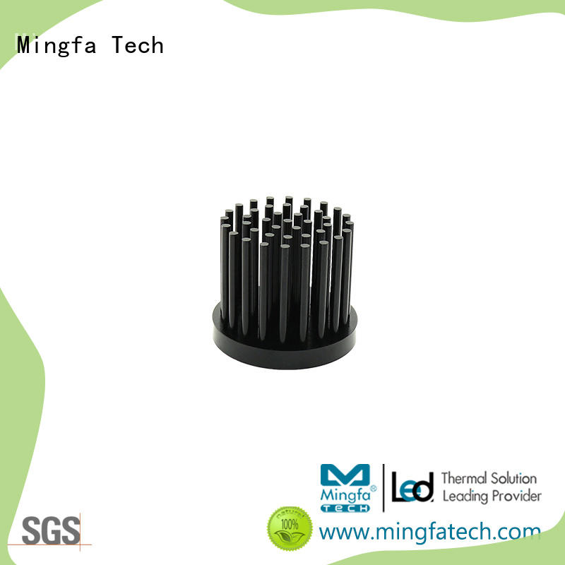 Quality Mingfa Tech Brand large extruded thermal heat sink