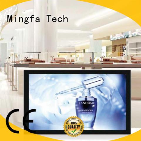 elegant lcd signage wholesale for indoor
