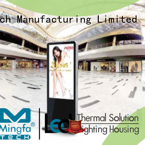 efficient digital signage factory price for indoor