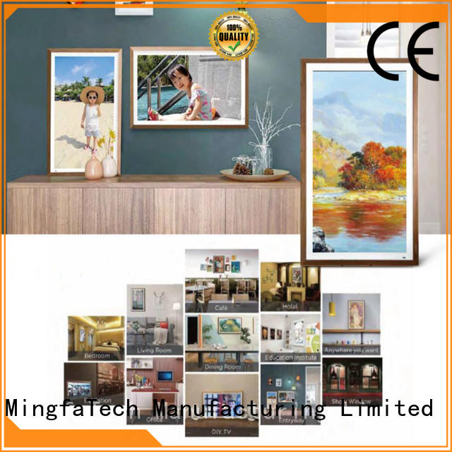 durable commercial lcd display from China for office