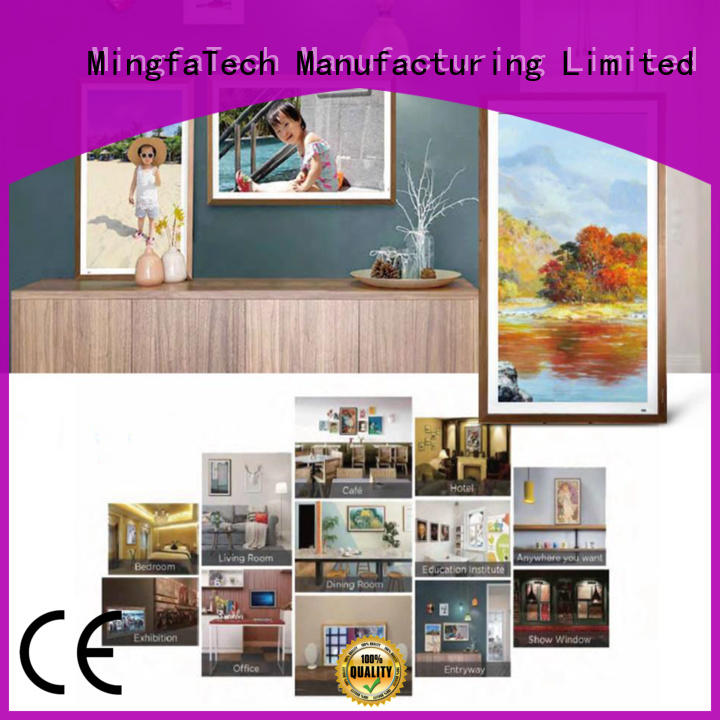 Mingfa Tech durable commercial lcd display series for commercial