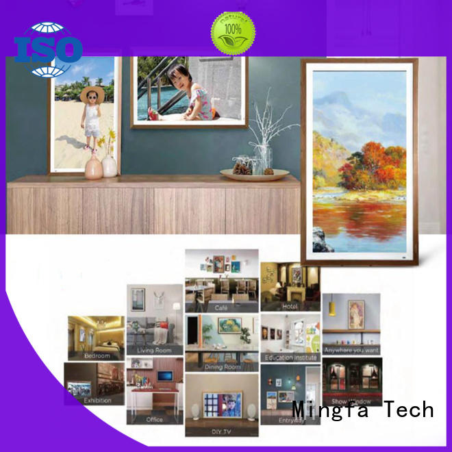 Mingfa Tech reliable commercial lcd display from China for office