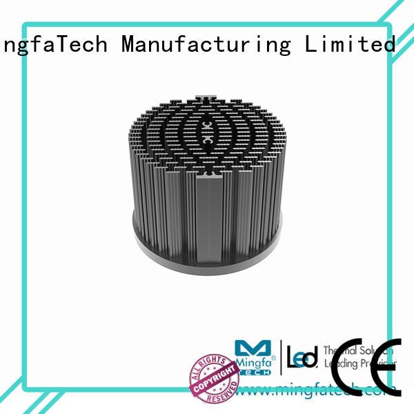 light fin passive heat sink heatsink Mingfa Tech company