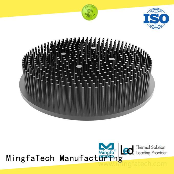 Mingfa Tech flat heat sink definition forging for landscape