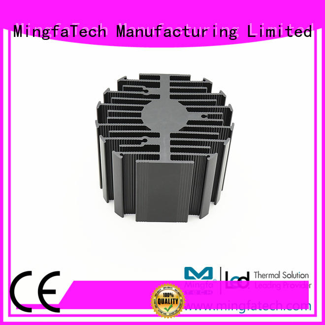 Mingfa Tech Indoor led cooling module design for landscape