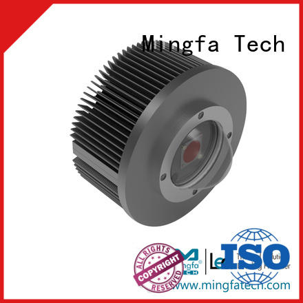 Mingfa Tech spinning led heat dissipation module manufacturer for office