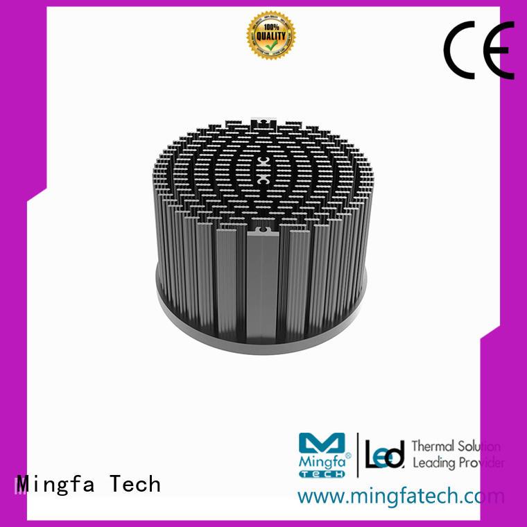 standard large aluminum heat sink forging manufacturer for mall