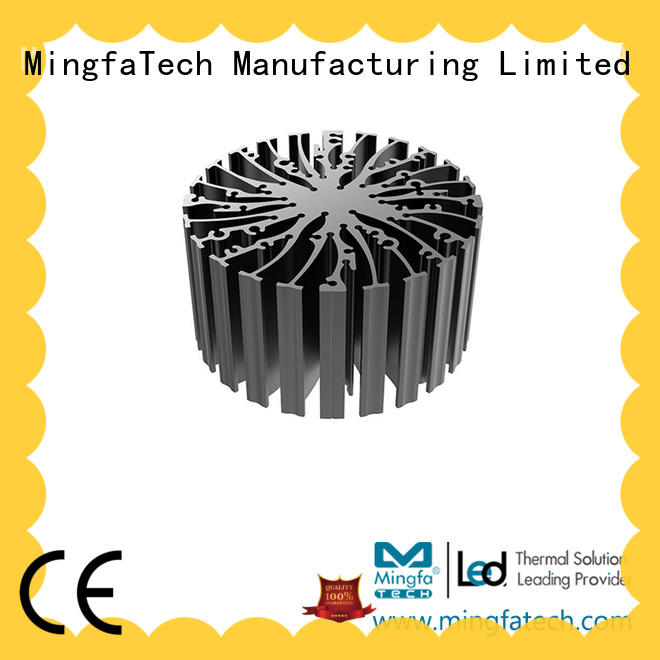Mingfa Tech DIY led star heat sink customize for indoor