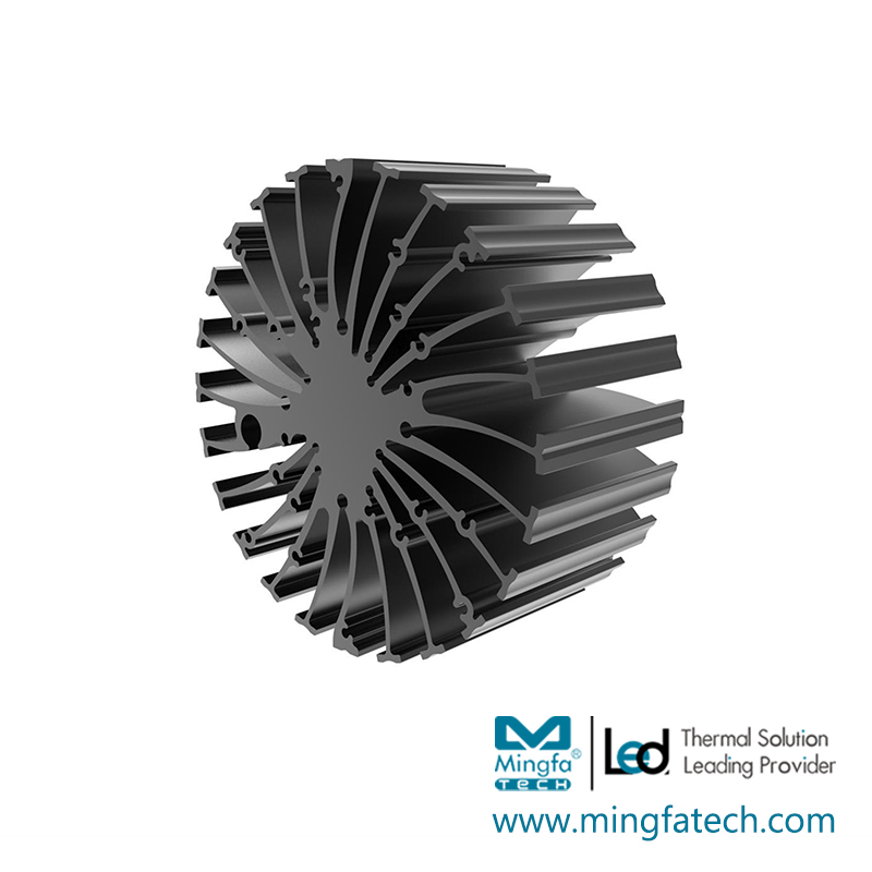 DIY small heat sink round design for station-Mingfa Tech-img