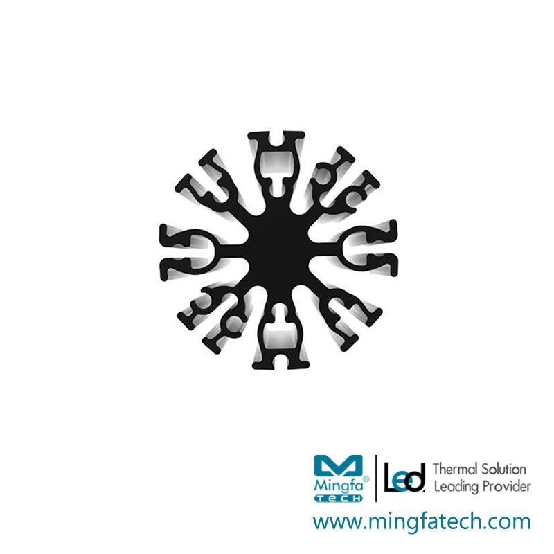 FanLED-3820/3850/3880 mini star  heatsink  led passive heatsink