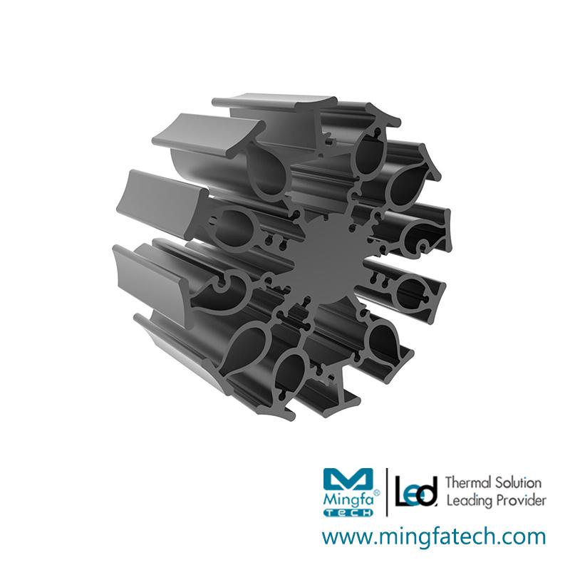 Mingfa Tech-3w Led Heatsink | Fanled-962096509680 Led Light Aluminum Heat Sink Manufacturers-1