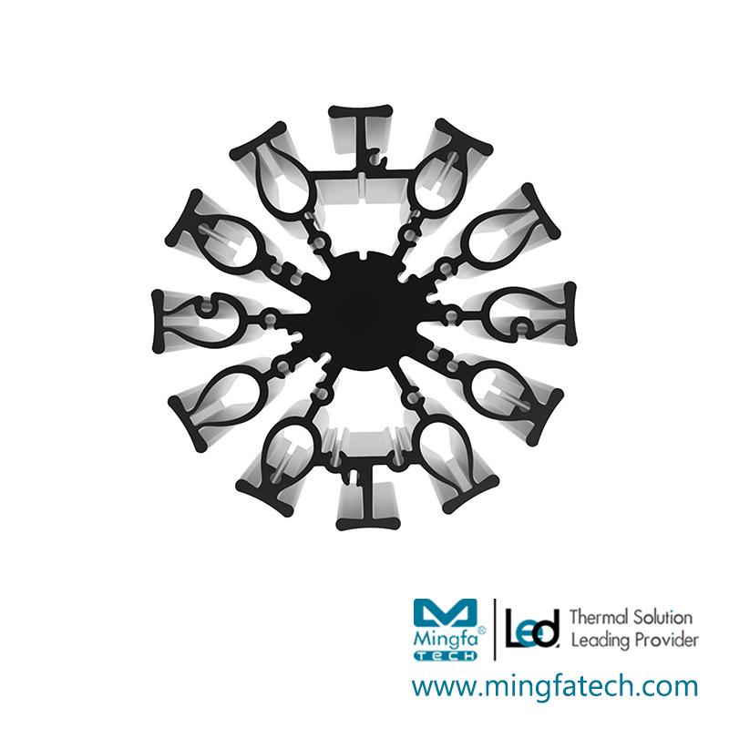 Mingfa Tech-3w Led Heatsink | Fanled-962096509680 Led Light Aluminum Heat Sink Manufacturers