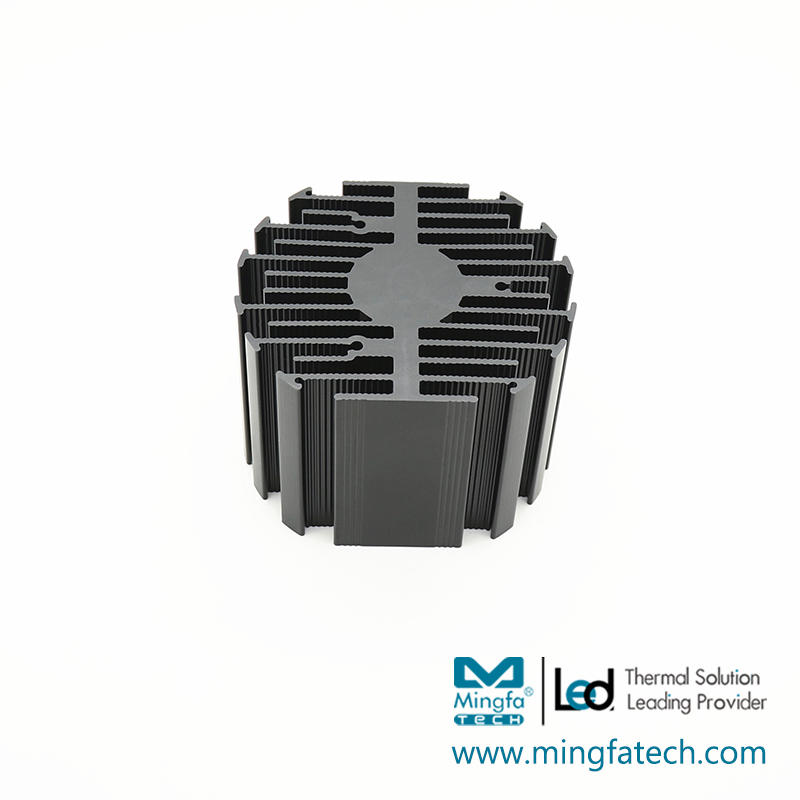 eLED-7020/7030/7040/7050/7080 passive star heatsink cob led coolers