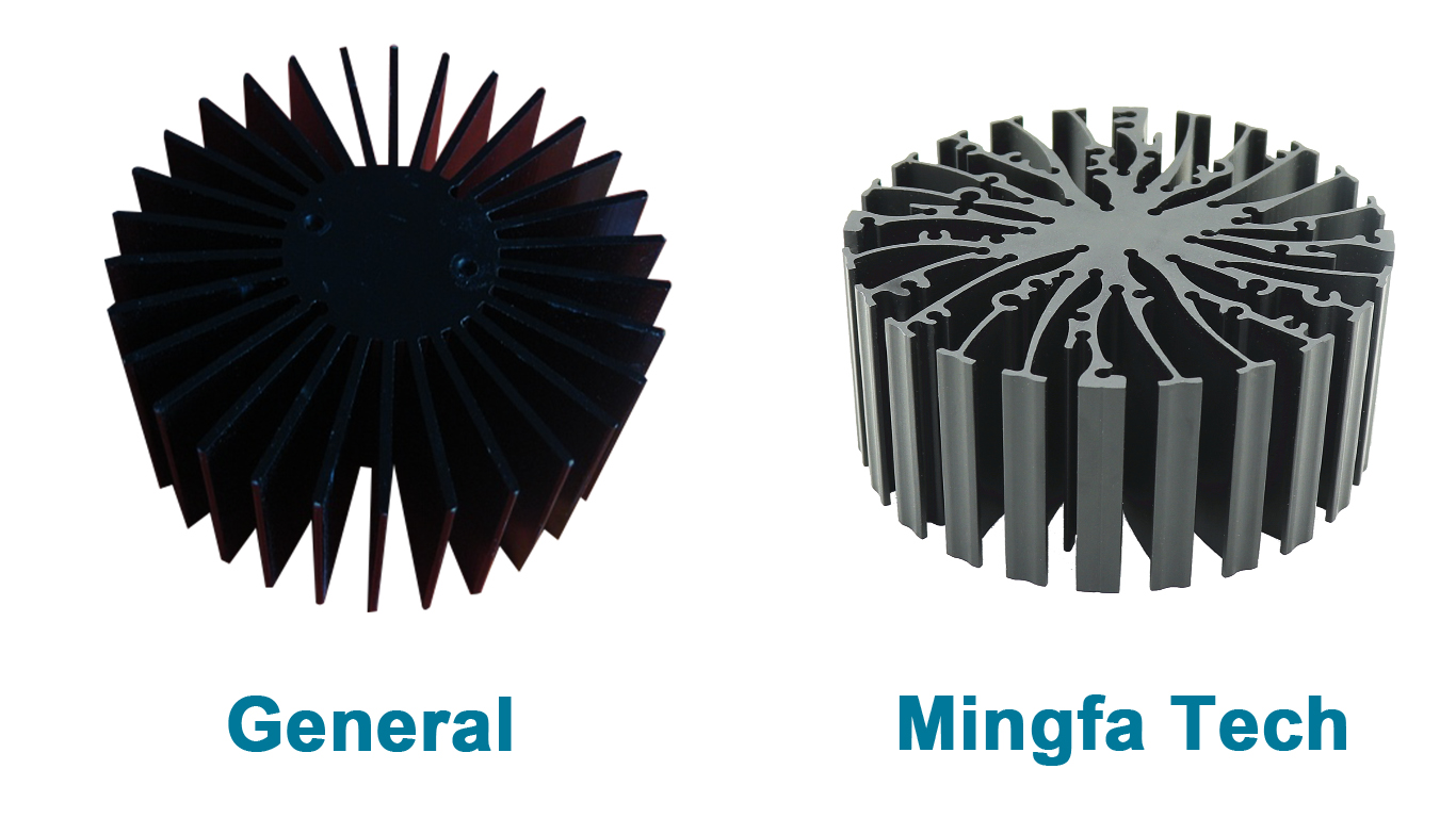 Mingfa Tech automotive small heat sink customize for airport-6