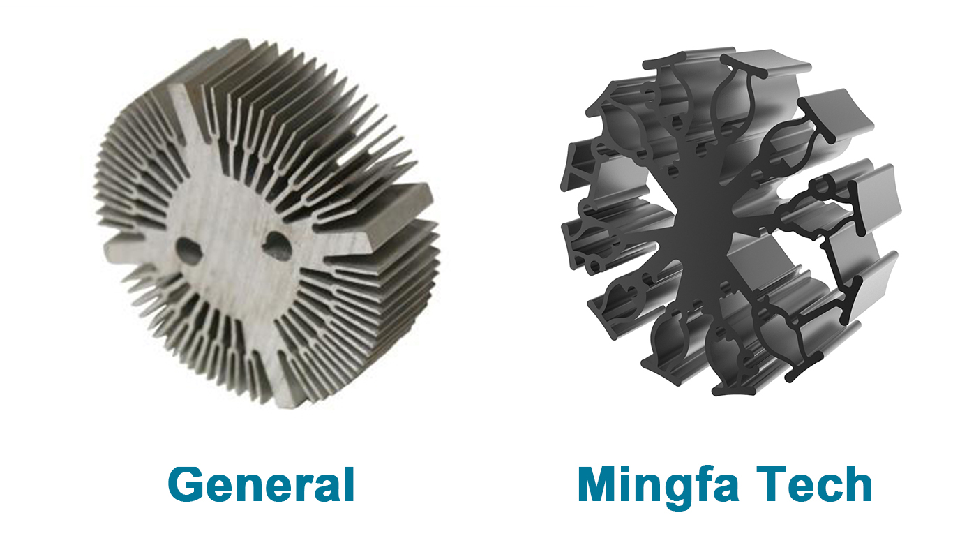 Mingfa Tech passive heat sink design customize for healthcare-6