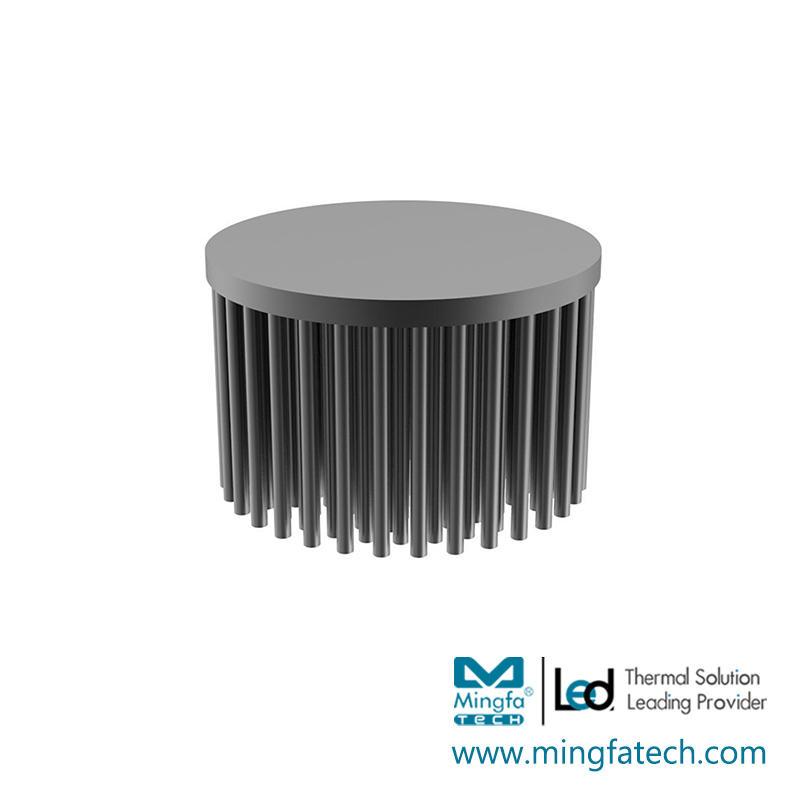 GooLED-7830/7850/7880/7890 passive extruded aluminium heatsink