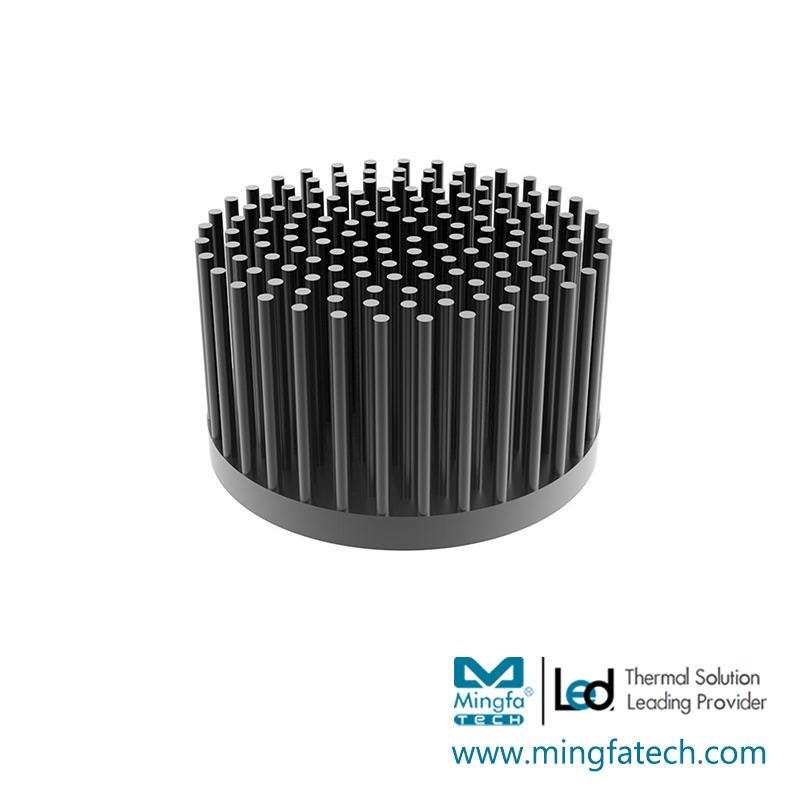 GooLED-8630/8650/8665 passive finned aluminum heat sink