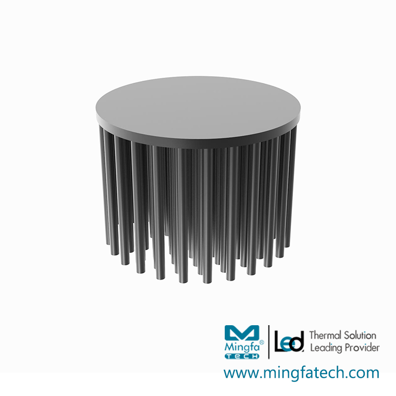 Mingfa Tech-GooLED-1105011080110100 large led pin heatsink