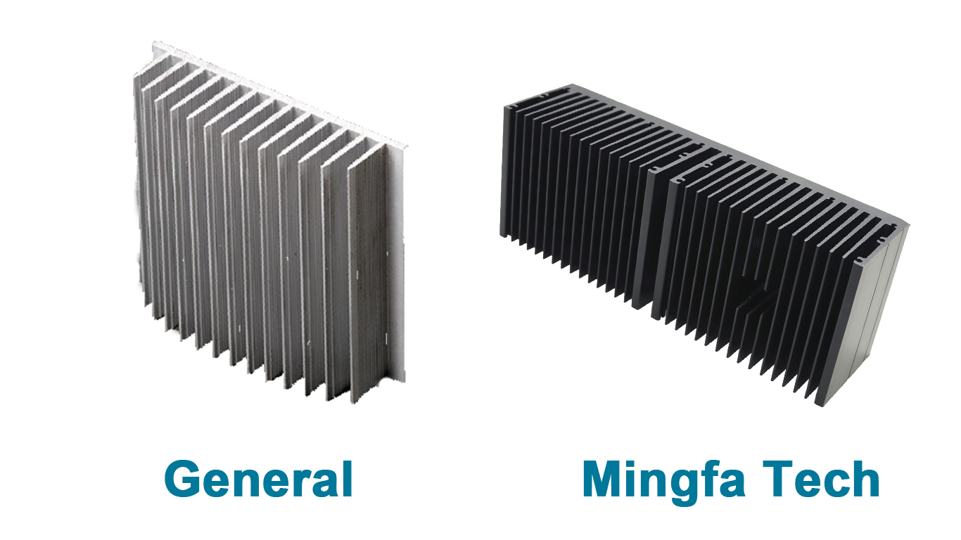 Mingfa Tech-Led Over Sink Light 100w Led Passive Heatsink From Mingfa Tech-1