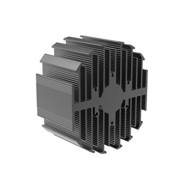 Mingfa Tech passive heat sink radiator heatsink for museums-4